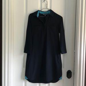 Title Nine XS Sporty Dress with zippered pockets